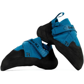 So iLL Free Range Pro Climbing Shoes blue spruce